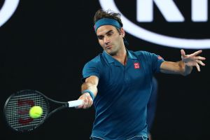 Roger Federer, Nadal thắng trận ra quân tại Australian Open