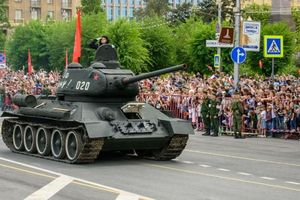 Vì sao Nga nhập lại 30 xe tăng trong Chiến tranh thế giới thứ hai từ Lào?