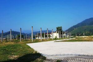 Khu kinh tế cửa khẩu Cầu Treo (Hà Tĩnh): Dân khổ vì dự án bỏ hoang