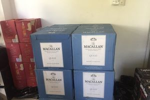 Đà Nẵng: Bắt giữ hơn 600 chai rượu ngoại nhập lậu