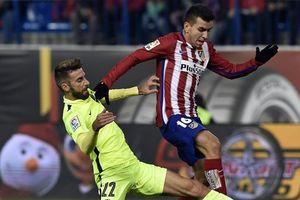 Highlights: VAR từ chối, Atletico thắng nhọc Levante 1 - 0