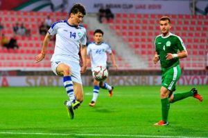Highlights: Vùi dập Turkmenistan 4-0, Uzbekistan giành vé vào vòng 1/8