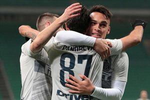 Hủy diệt Benevento 6 - 2, Inter giành vé vào vòng tứ kế Coppa Italia