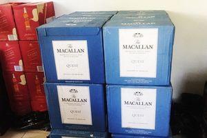 Bắt xe chở 600 chai rượu lậu đưa vào Đà Nẵng tiêu thụ