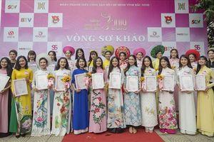 'Người đẹp Kinh Bắc 2019' chiêm nghiệm về 'Công - dung - ngôn - hạnh'