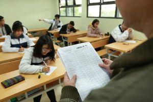 Đề thi thử 2019 môn Tiếng Anh của trường học top 10 tại Hà Nội