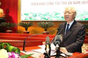 Tổng Bí thư: Vụ Đinh La Thăng, Trịnh Xuân Thanh được xử lý nghiêm