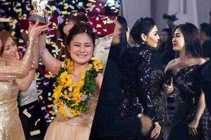 Thu Minh chúc mừng liveshow của Hương Tràm sau 6 năm 'cạch mặt'?
