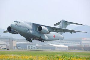Nhật Bản phát triển phiên bản tác chiến điện tử của dòng máy bay vận tải Kawasako C-2