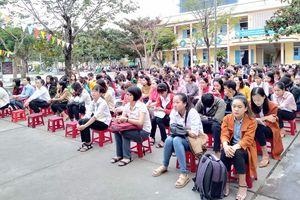 Q. Sơn Trà thi tuyển viên chức ngành giáo dục đợt 2