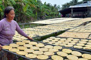 Khẩn trương sản xuất nông sản cung ứng tết
