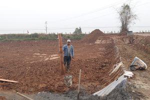 Lợi dụng dồn điền, đổi thửa khai thác đất trái phép: UBND huyện Cẩm Giàng vào cuộc