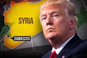 Ông Trump: Nga-Syria đang hưởng lợi lớn vì Mỹ 'đánh bại' IS?