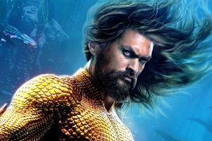 'Aquaman' cán mốc 1 tỉ USD toàn cầu