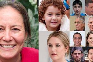 Chiêm ngưỡng hàng loạt khuôn mặt giả do thuật toán AI tạo dựng