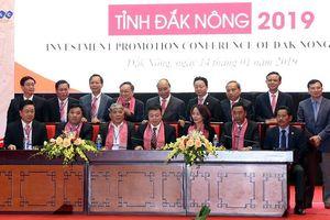Thủ tướng: Đắk Nông phải khơi dậy tiềm năng để phát triển kinh tế