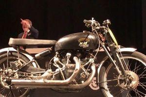 Điều gì khiến chiếc xe máy cổ điển Vincent Black Lightning có mức giá hơn 20 tỷ đồng?