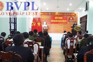 VKSND tỉnh Hậu Giang triển khai nhiệm vụ công tác năm 2019