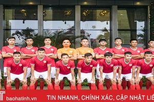 CLB Hồng Lĩnh Hà Tĩnh đối đầu đội bóng hàng đầu Hàn Quốc