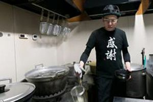 Thành viên tổ chức tội phạm hoàn lương trở thành đầu bếp