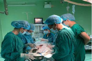 Phẫu thuật thành công với bé trai 3 tuổi bị vùi dương vật bẩm sinh