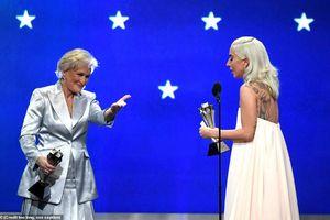 Lady Gaga và Glenn Close mang đến khoảnh khắc đẹp nhất lịch sử giải Critic's Choice Awards