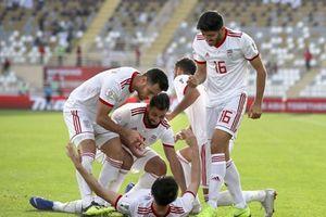 Chân dung 10 đội tuyển đã giành vé vòng 1/8 Asian Cup 2019