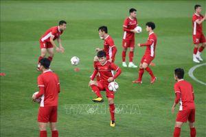 ASIAN CUP 2019: Người hâm mộ vẫn đặt niềm tin vào thầy trò HLV Park Hang-seo
