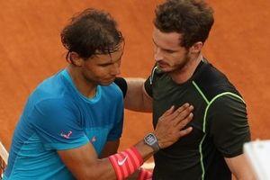 Nadal ủng hộ quyết định giải nghệ của Murray