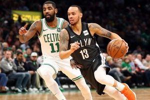 Celtics vẫn được đánh giá cao hơn Nets dù có nguy cơ thiếu vắng Kyrie Irving