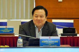 Ông Nguyễn Hoàng Anh chia sẻ về cách quản lý khối tài sản trên 2,3 triệu tỷ đồng