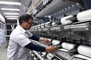 Dây chuyền sản xuất sợi DTY thứ 10 của PVTEX vào sản xuất