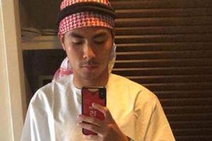 Hồi phục trí nhớ, Đức Huy trở lại làm 'hoàng tử Ả rập'