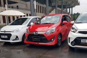 Thị phần ô tô cỡ nhỏ: Xe lắp ráp áp đảo xe nhập khẩu