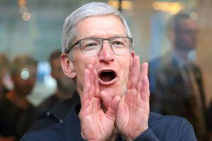 CEO Apple Tim Cook thu nhập cao hơn gấp 283 lần nhân viên trong năm 2018