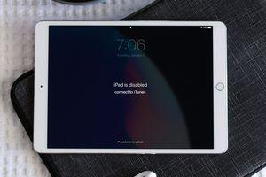 Cách sửa lỗi iPhone, iPad bị vô hiệu hóa
