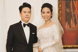 Dàn sao Việt 'đổ bộ' chúc mừng đám cưới Lê Hiếu và bạn gái doanh nhân