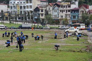 Lào Cai: Tuổi trẻ Sa Pa vì môi trường xanh - sạch - đẹp