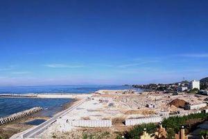 Dân Lý Sơn bức xúc vì dự án lấn biển