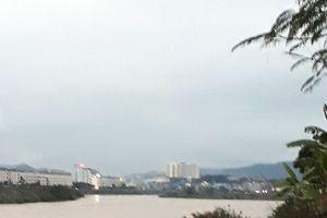 Lào Cai xuất hiện lũ lớn chưa từng có giữa mùa đông