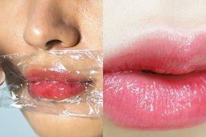 Để đôi môi luôn mềm mại, hồng hào và mọng nước, phụ nữ cần 'bỏ túi' 6 bí kíp này