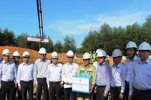 Nỗ lực hoàn thành đường dây 500 kV Quảng Trạch – Dốc Sỏi đúng tiến độ