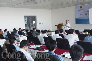Đà Nẵng: Đào tạo người quản lý năng lượng cho doanh nghiệp