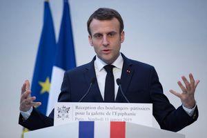 Tổng thống Pháp đề xuất đối thoại toàn quốc