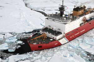 Hải quân Mỹ lập kế hoạch điều tàu hoạt động tại Bắc Cực