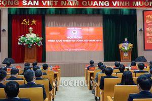 Phó Chủ tịch Thường trực Quốc hội Tòng Thị Phóng dự Hội nghị triển khai nhiệm vụ công tác năm 2019 của Kiểm toán Nhà nước