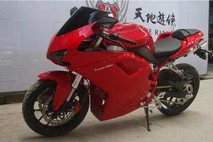 Những thương hiệu mô tô nổi tiếng nào đã bị Trung Quốc 'nhái'?