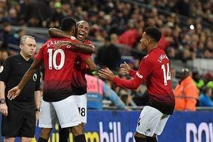 De Gea tỏa sáng, Man Utd thăng hoa tại Wembley