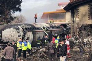 Hé lộ lí do 'chết người' khiến máy bay Boeing 707 của Iran gặp nạn