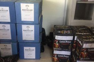 600 chai rượu ngoại không tem nhập khẩu theo xe tải vào Đà Nẵng 'tiêu thụ tết'